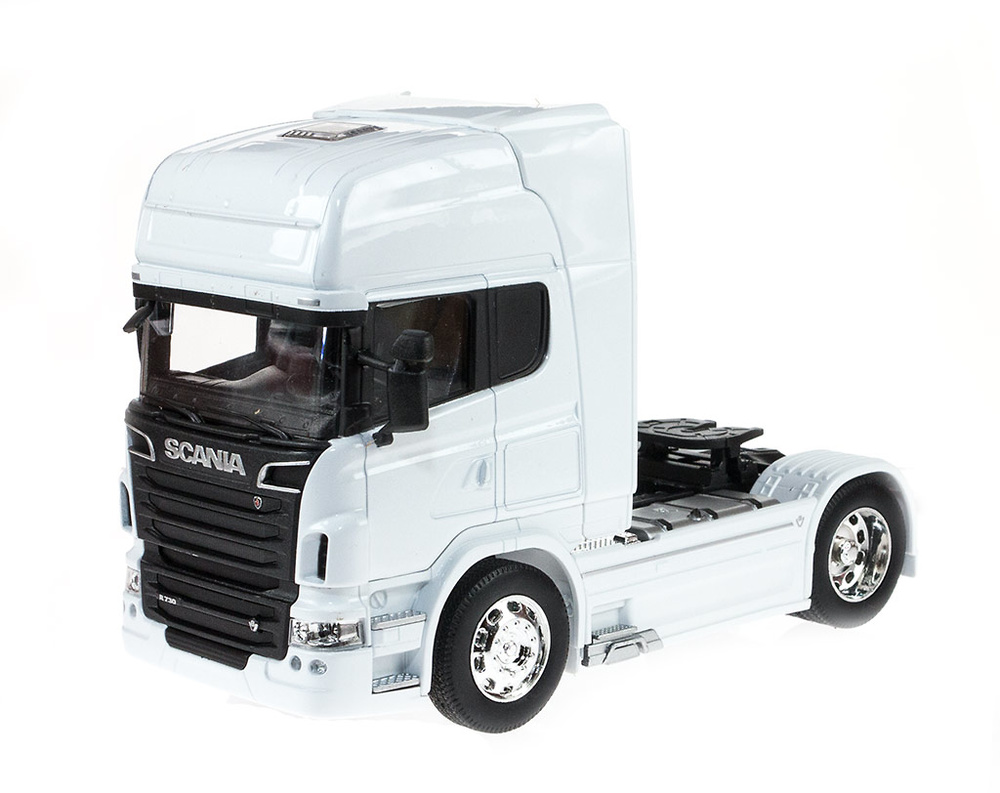 Scania V8 R730 Welly 32670 escala 1/32