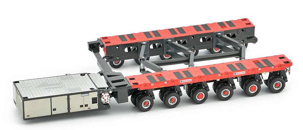 Scheuerle SPMT split - tijeras Imc Models 64219047