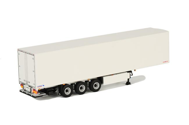 Schmitz Cargobull semiremolque frigo Thermoking 3 ejes Wsi Models 03-1109 escala 1/50