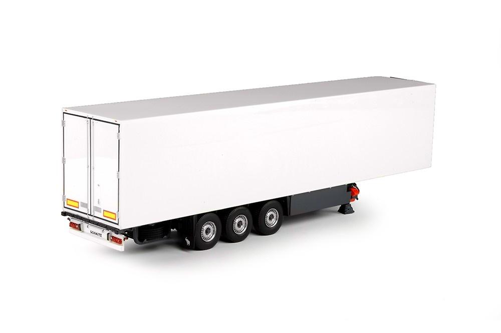 Semitrailer frigorifico Schmitz Cargobull 3 ejes, Tekno 69426 escala 1/50