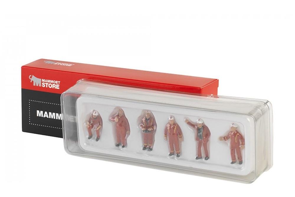 Set de figuras mammoet, Conrad Modelle