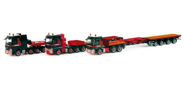Set transportes especial de 3 conjuntos