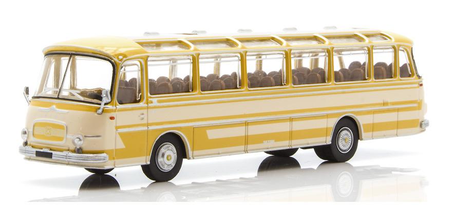 Setra S 12 - amarillo - Starline