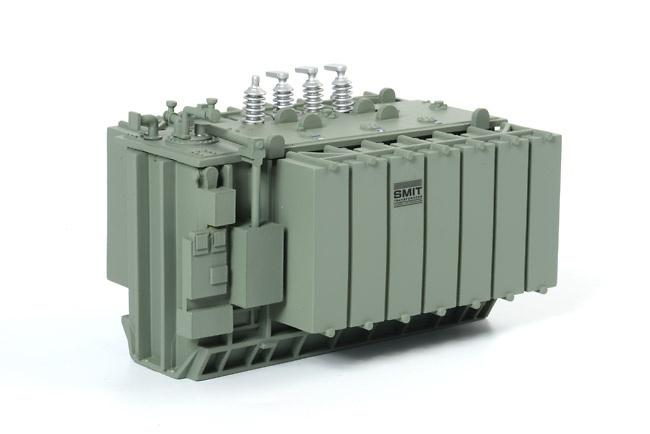 Smit Transformador Wsi Models 12-1027 escala 1/50