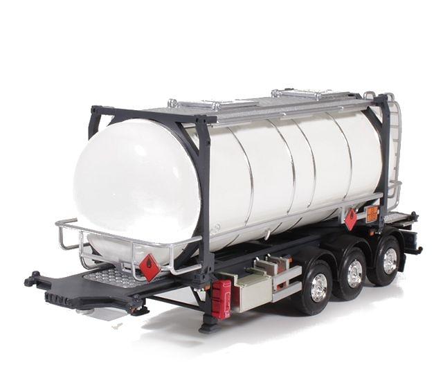 Swap-contendor cisterna, Tekno 53918 escala 1/50