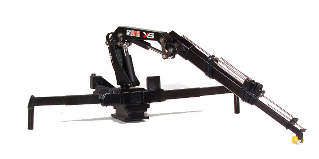 T.B. HIAB XS grua accesorio para camion, Tekno 1/50