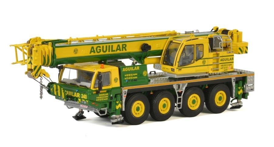 Tadano ATF 70 Gruas Aguilar WSI Models escala 1/50