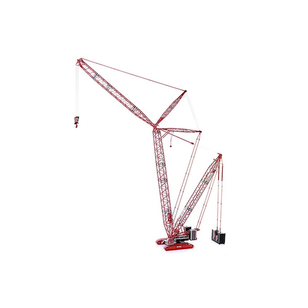 Terex Superlift 3800 Mammoet Conrad 2744 escala 1/50
