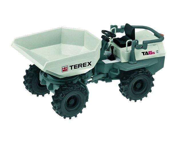 Terex TA 6s Dumper Nzg 729 escala 1/50