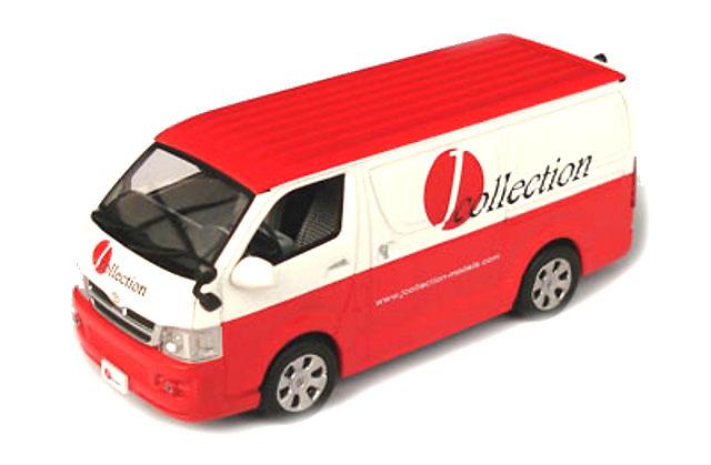 Toyota Hiace Furgoneta, J-collection 1/43