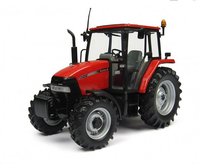Tractor Case IH CX 100 Universal Hobbies 4253 escala 1/32