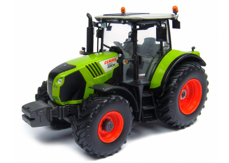 Tractor Claas Arion 550 Universal Hobbies 4298 escala 1/32