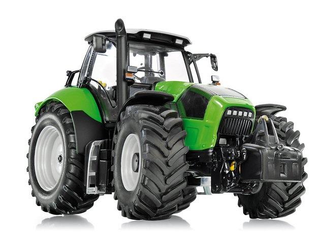 Tractor Deutz-Fahr Agrotron TTV 630, Wiking 77306 escala 1/32