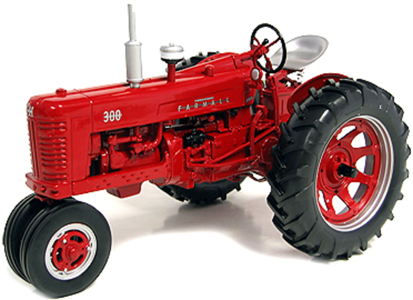 Tractor Farmall 300 Narrow-Gas, International Harvester Speccast zjd159 escala 1/16