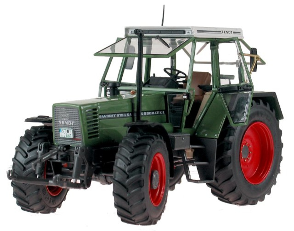 Tractor Weise Toys 1/32 Fendt 615