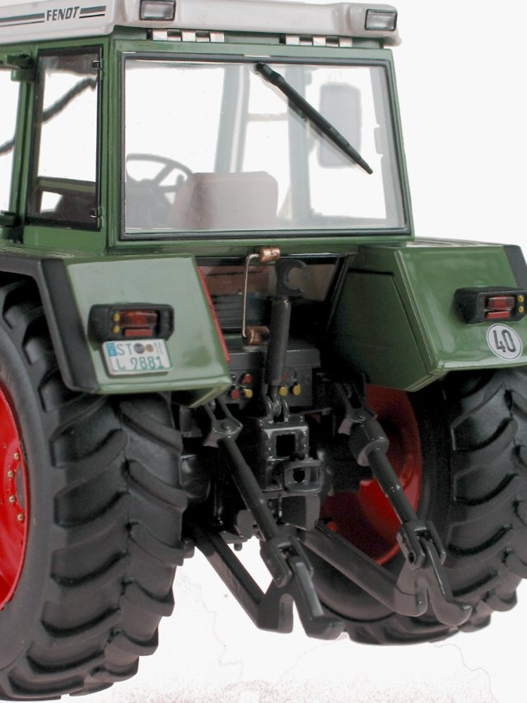 Tractor Fendt 615 Weise Toys 1/32 1007