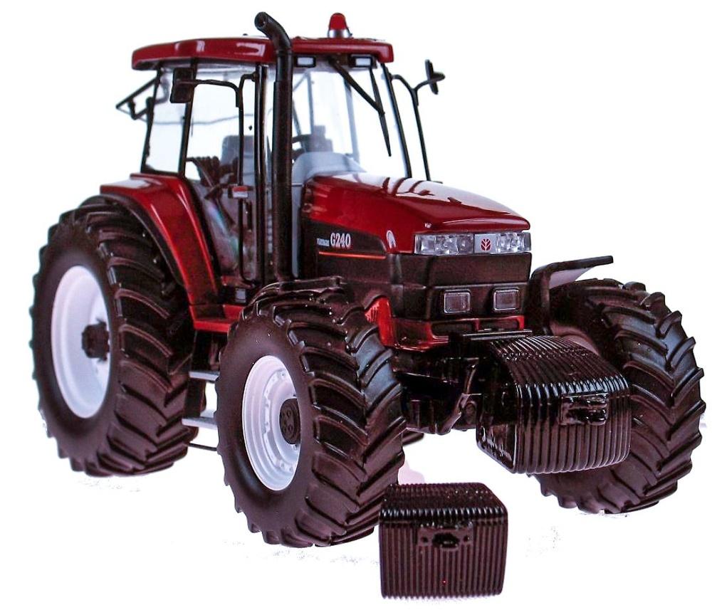 Tractor Fiatagri G240, Ros Agritec 30142.9