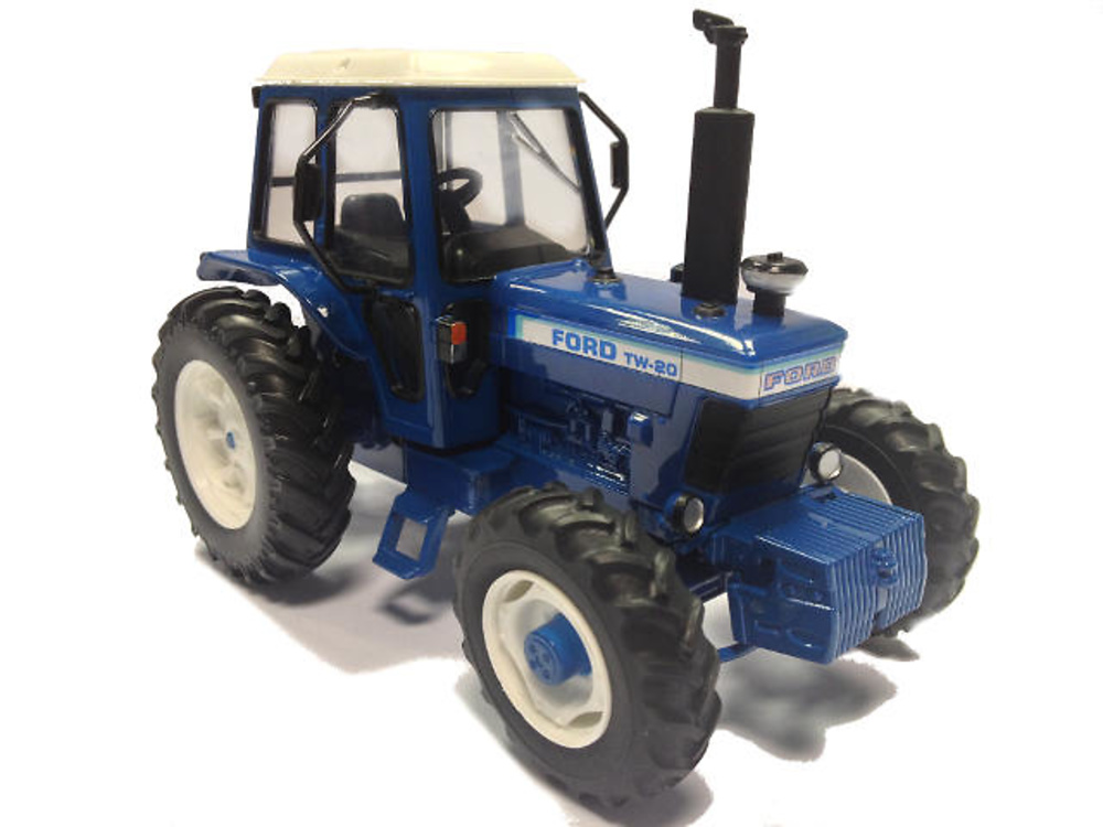 Tractor Ford TW20 4wd Britains 42840 escala 1/32