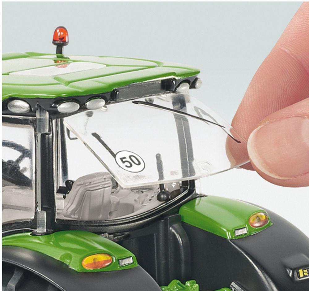 Tractor John Deere 6125R, Wiking 6125R 1/32 7318