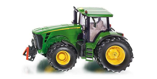 Tractor John Deere 8360R Siku 3272 escala 1/32