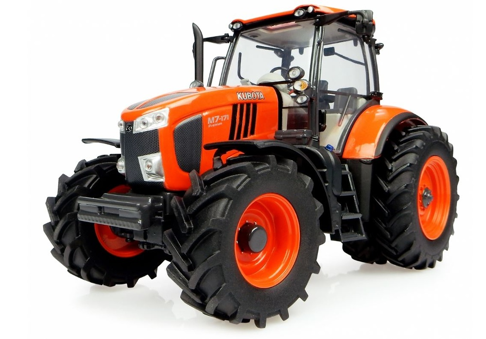 tractor kubota m7 171 universal hobbies 4931. Black Bedroom Furniture Sets. Home Design Ideas