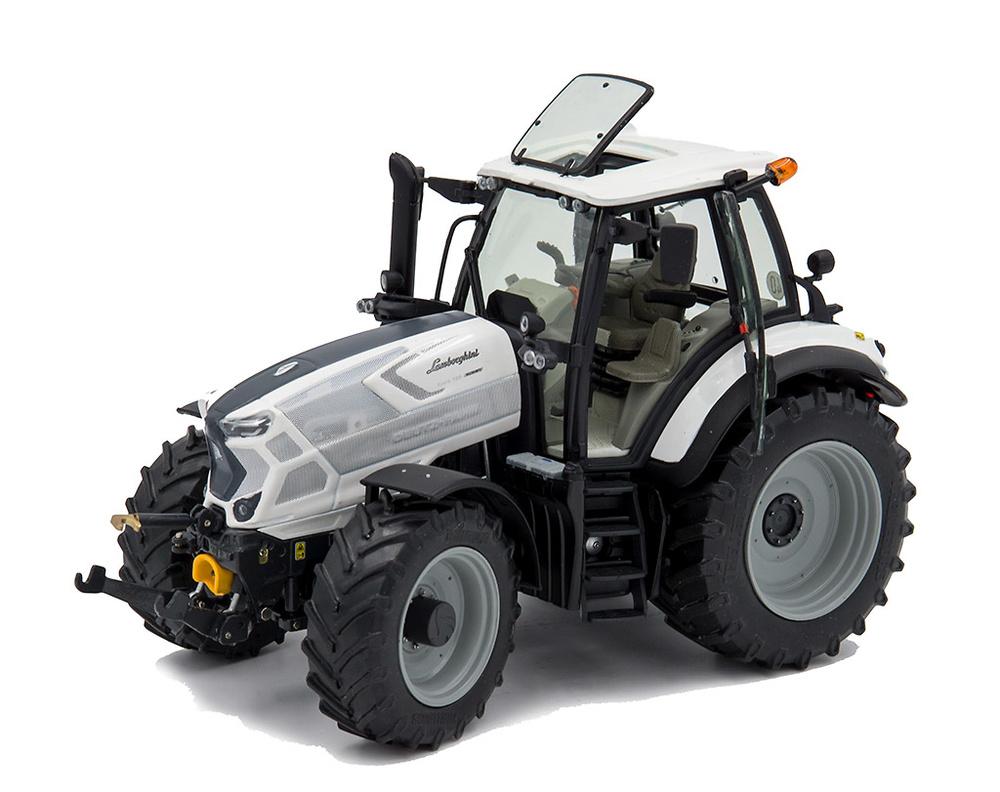 Tractor Lamborghini Spark 165 RCShift Weise Toys 1057 escala 1/32