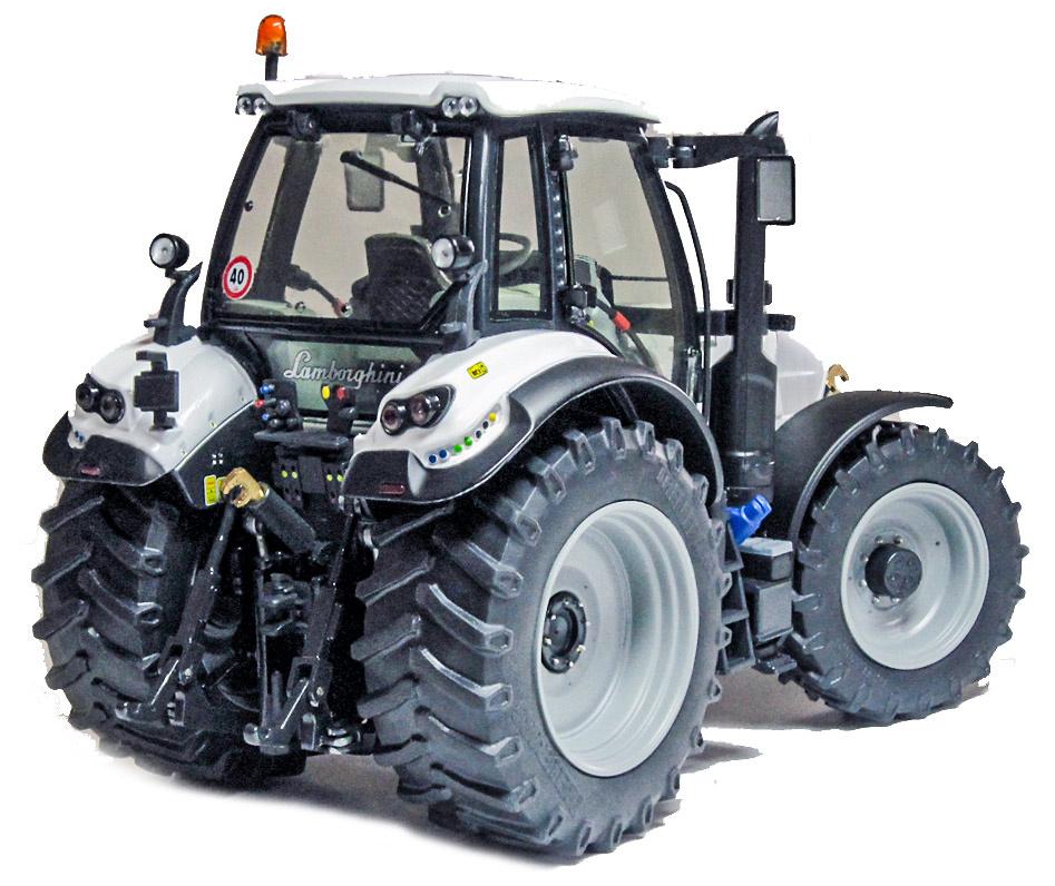 Tractor Lamborghini Spark 190 T4i C Weise Toys 1035 escala 1/32
