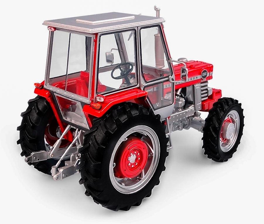 Tractor Massey Ferguson 1080 RT Universal Hobbies 6224 escala 1/32