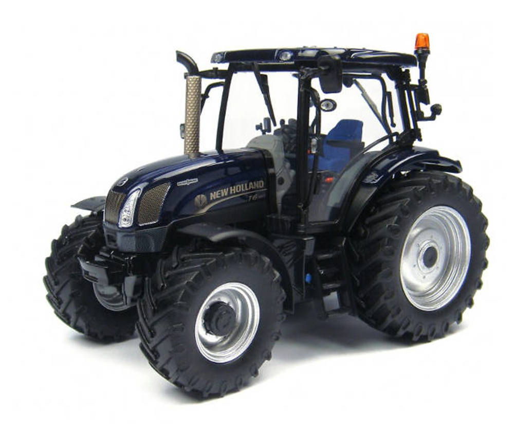 Tractor New Holland T6.100 Universal Hobbies 4272 escala 1/32