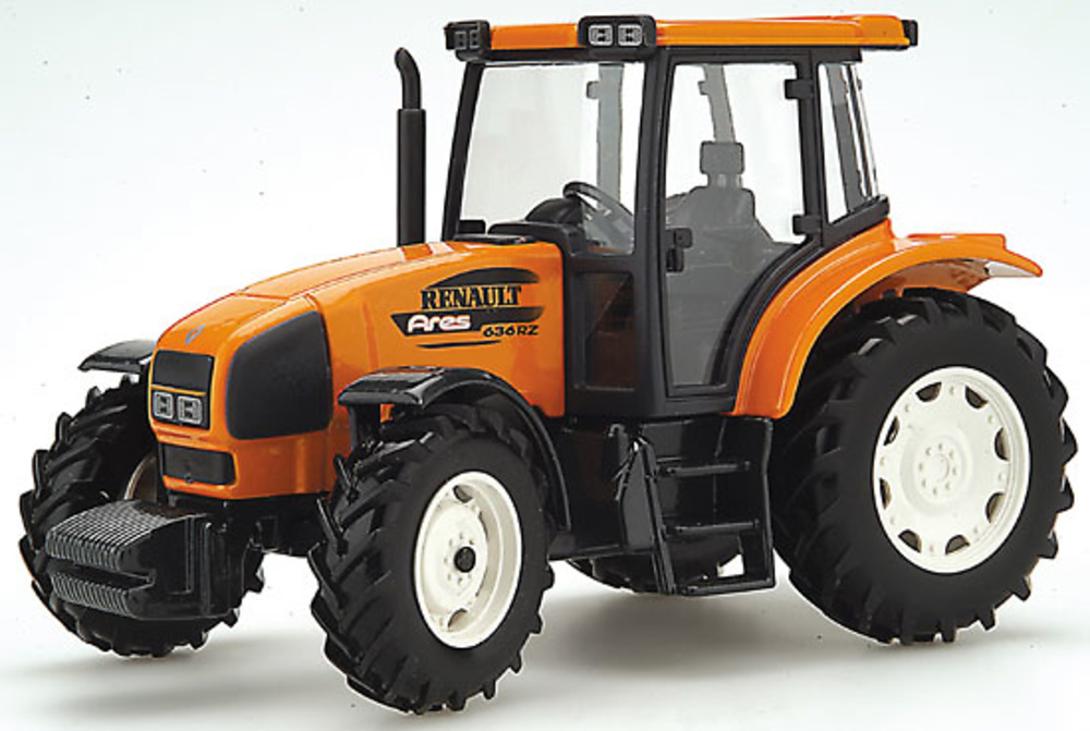 Tractor Renault Ares 636RZ Joal 156 escala 1/32