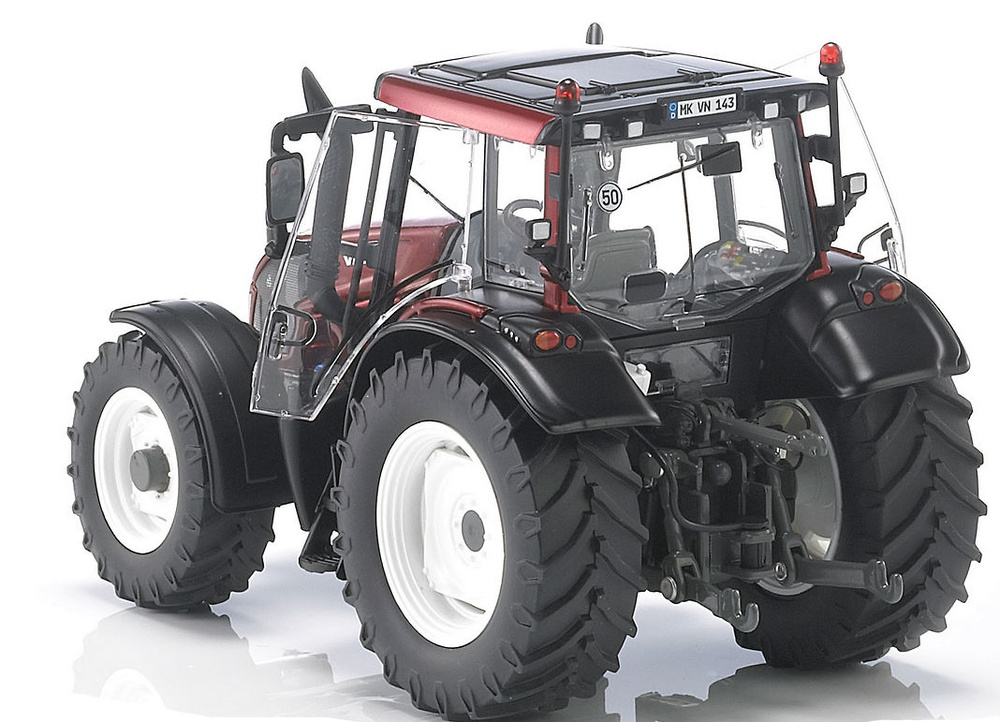 Tractor Valtra N143 HT3, Wiking 1/32 7326