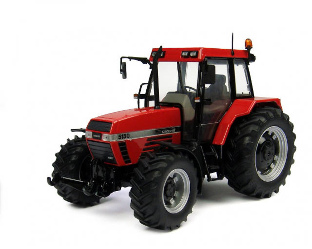 Tractor case Ih maxxum Plus 5150 Universal Hobbies 4098 escala 1/32
