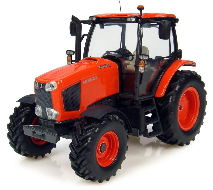 traktor kubota m 135 gx universal hobbies 4177 masstab 1 32. Black Bedroom Furniture Sets. Home Design Ideas