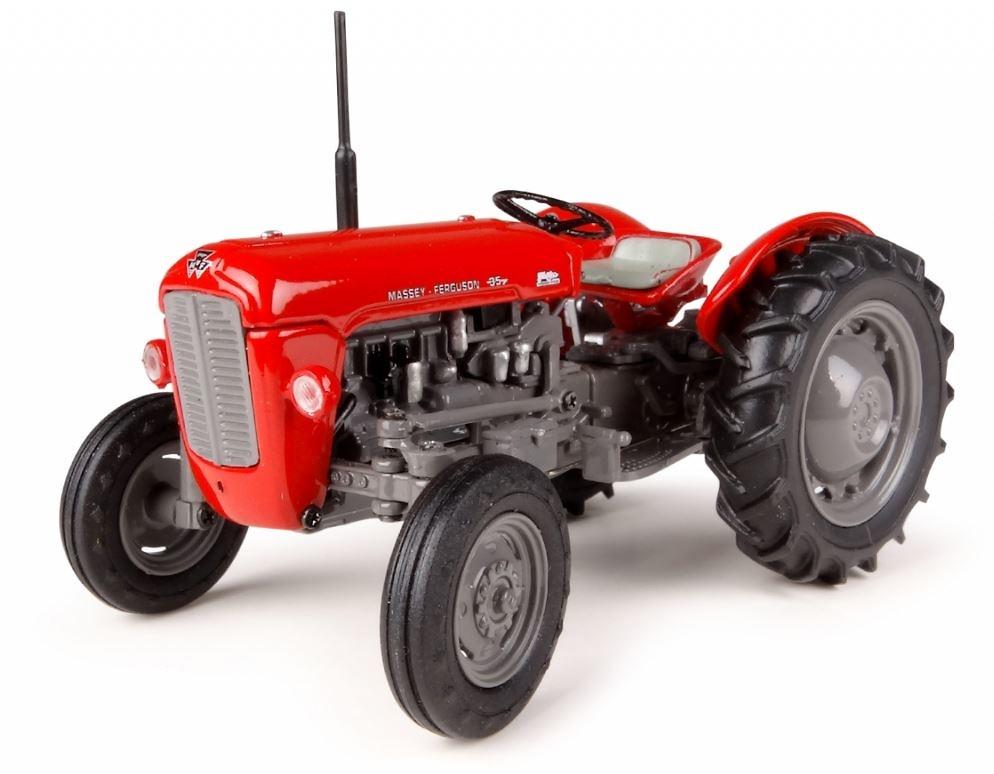 Traktor Massey Ferguson 35 (1959) Universal Hobbies 4989