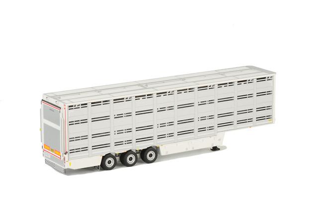 Transporte animales 3 ejes, Wsi Models 03-1123 escala 1/50