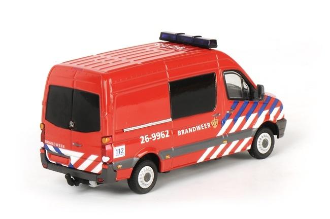 VW Crafter Bomberos, Wsi Models 04-1050 escala 1/50