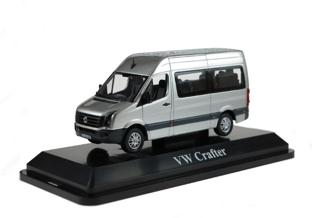 VW Crafter Bus, Premium Classixxs 13750 escala 1/43