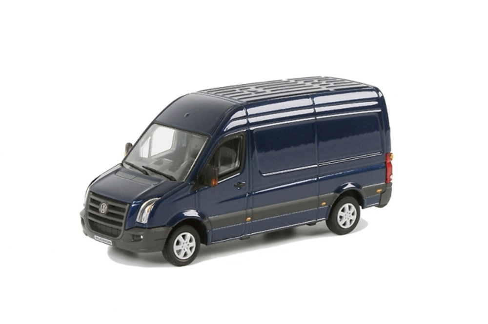 VW Crafter azul, Wsi Collectibles 1/50 1029
