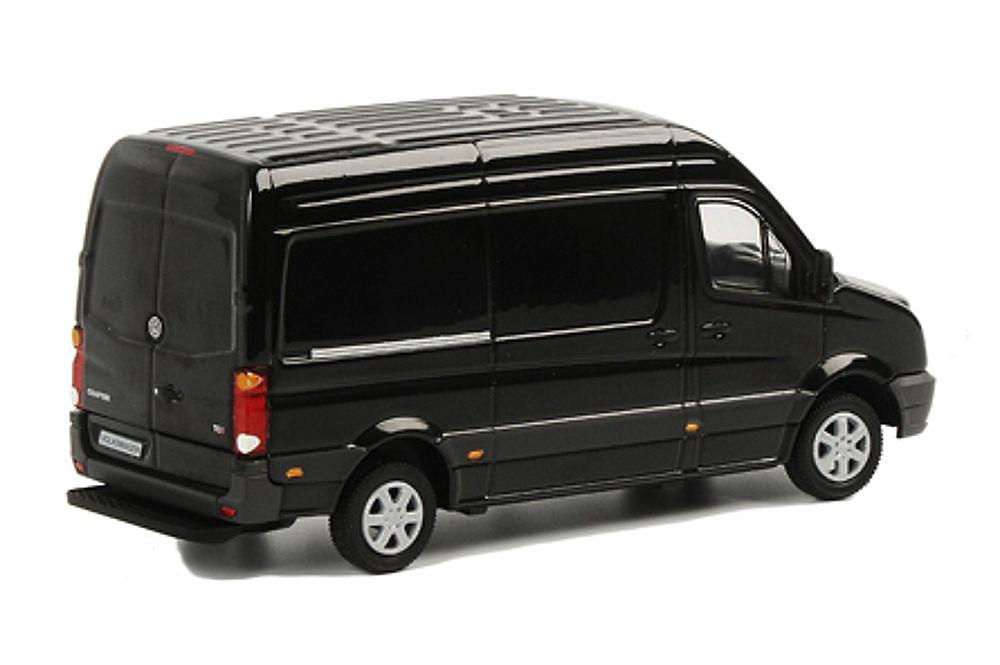 VW Crafter negro, Wsi Models 04-1030 escala 1/50