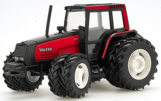 Valtra 6850 Tractor 8 ruedas, Joal 179 escala 1/35
