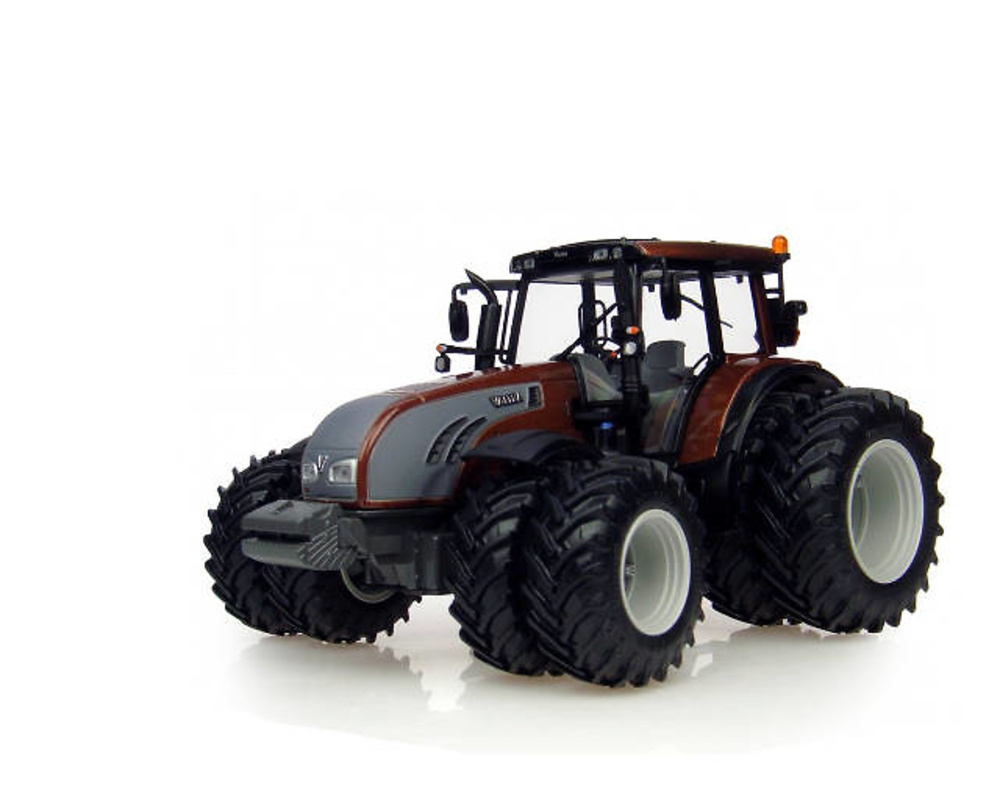 Valtra T Series 2011 (8 ruedas) - Metallic marron Universal Hobbies 4080 escala 1/32