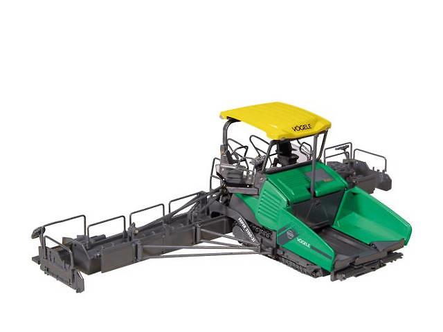 Vogele 2100-3i asfaltadora Nzg Modelle 859 escala 1/50