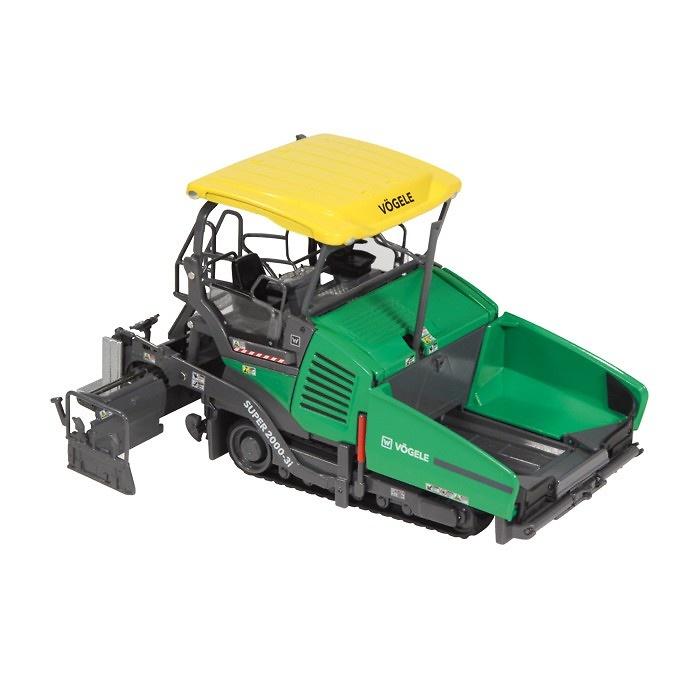Vogele Super 2000 3i asfaltadora - Nzg 944