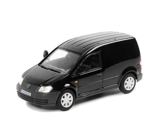 volkswagen vw caddy schwarz wsi models 04 1024 masstab 1 50. Black Bedroom Furniture Sets. Home Design Ideas