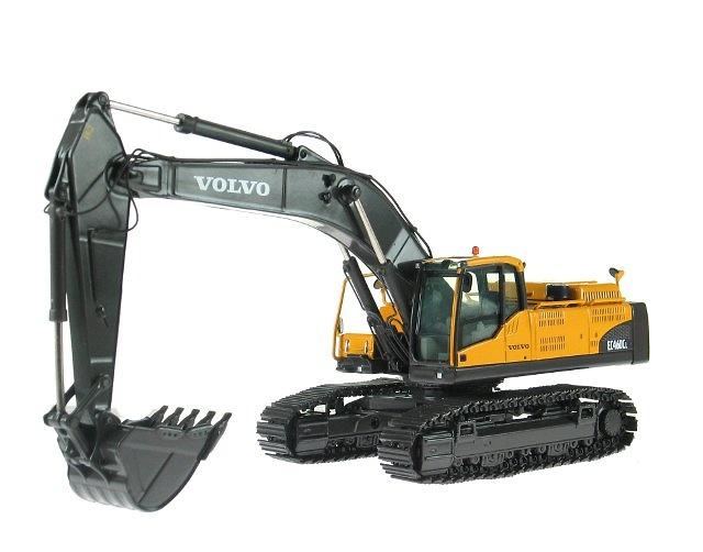 Volvo EC 460C excavadora cadenas, NZG 1/50 811