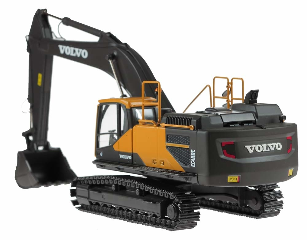 Volvo - EC480E Bagger Motorart 300047 Masstab 1/50