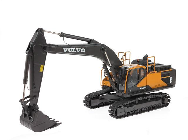 Volvo - EC480E excavadora Motorart 300047 escala 1/50