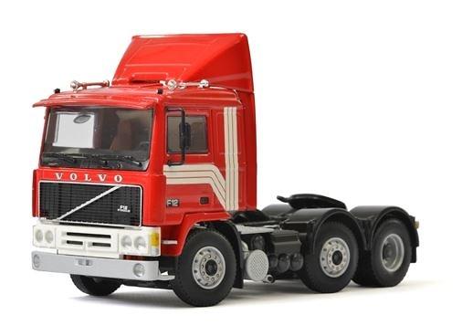 Volvo F12 Wsi Models 04-2013 escala 1/50