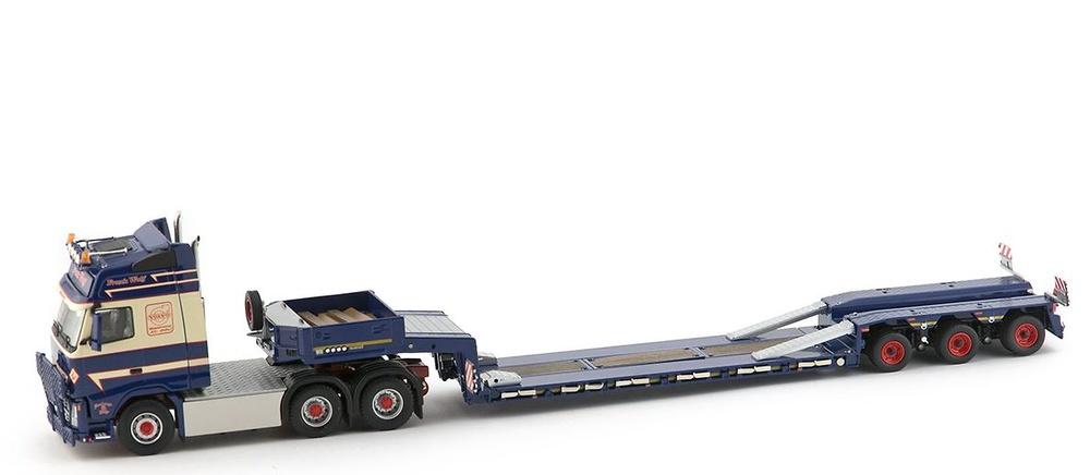 Volvo FH02 Globetrotter XL 6x4 + Goldhofer low loader Imc Models 0001