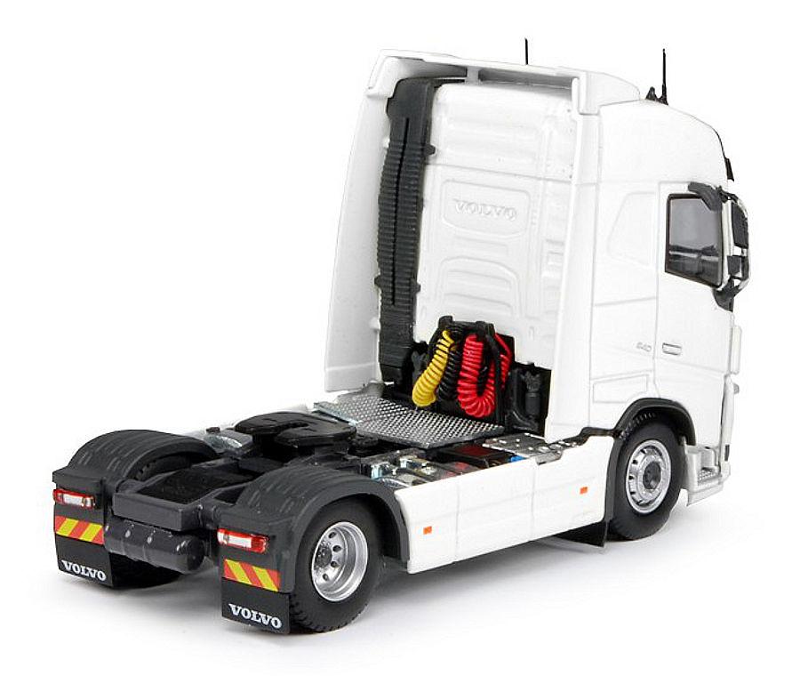 Camion Volvo FH04 Globetrotter, Tekno 62344 escala 1/50